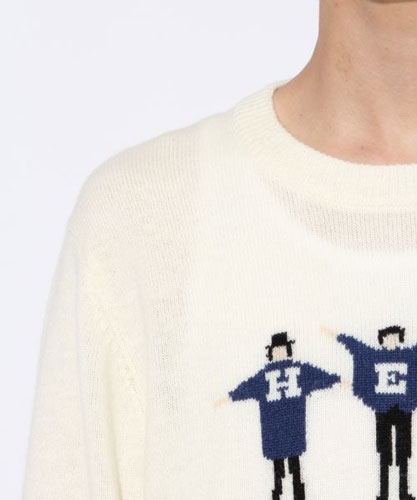 The Beatles officially licensed knitwear from Niko And…