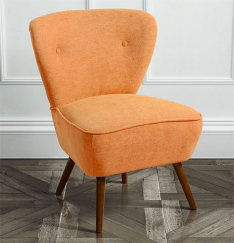1950s-style Delilah sofas and occasional chairs at My Furniture