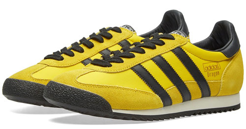 Adidas Dragon Vintage trainers reissued in two new colour options