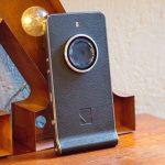 Kodak Ektra camera - a smartphone that looks like a 1940s camera