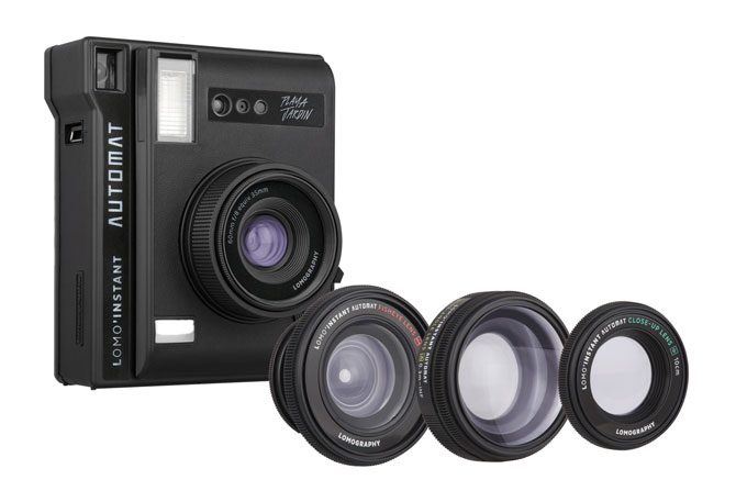 Now on pre-order: Lomo'instant Automat retro-style camera