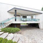 1950s Georges Lacaze-designed modernist property in Bergerac, Dordogne, France