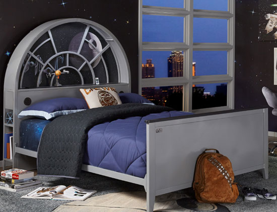 Star Wars bedroom furniture at Rooms To Go