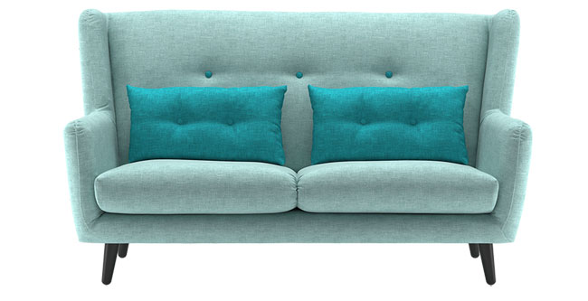Unique Retro-style Stockholm sofa and armchair range at Sofology RL11