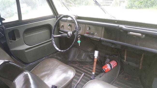1960s Volkswagen Trekker 181 Thing