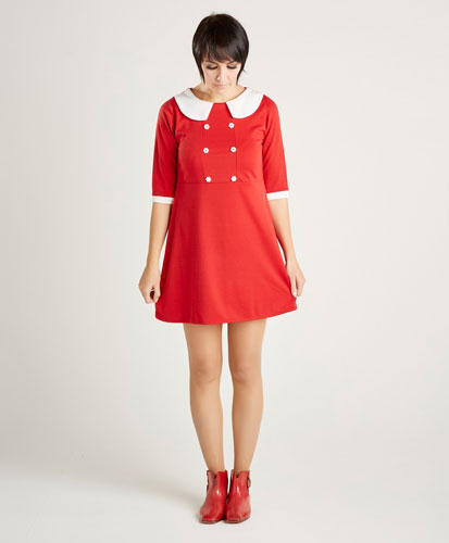 1960s-inspired Love Her Madly winter dress collection unveiled