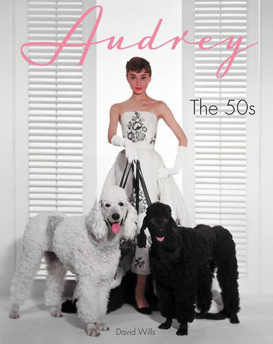 Coming soon: Audrey: The 50s by David Wills (Dey Street Books)