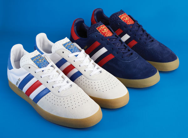Adidas Archive 350 Suede trainers return as a Size? exclusive in two colours