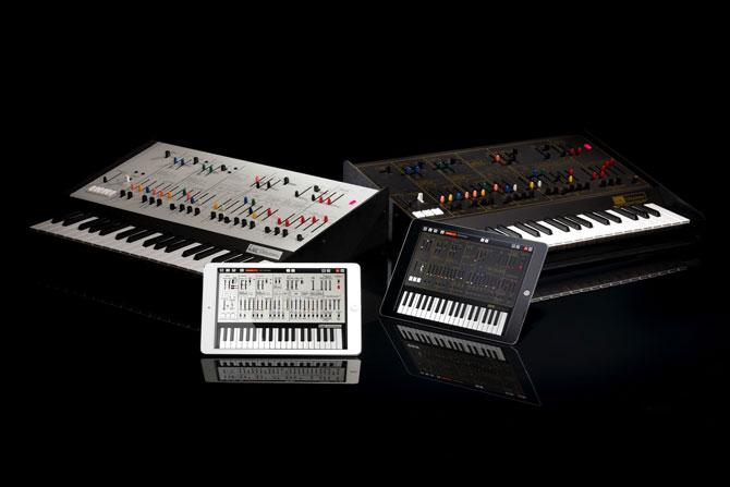 Korg's classic 1970s ARP Odyssey synth returns as the ODYSSEi iOS app