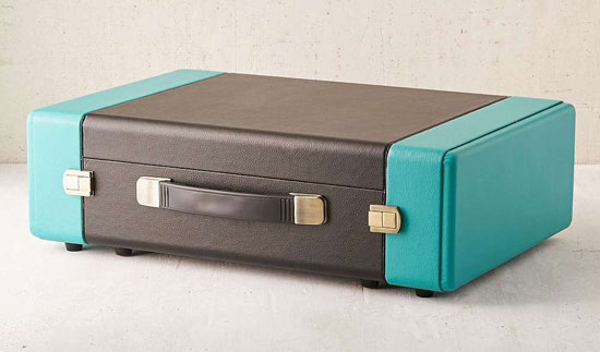 Vintage-style Crosley Snap record player is an Urban Outfitters exclusive