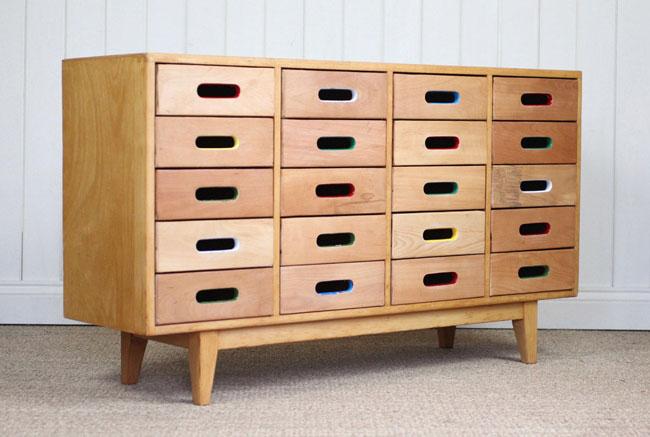 1950s James Leonard Esavian chest