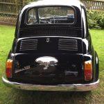 Rare 1965 Fiat 500F