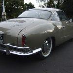 Fully restored 1966 Volkswagen Karmann Ghia