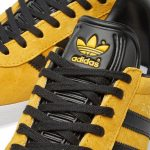 Adidas Gazelle trainers reissued in a gold and black finish