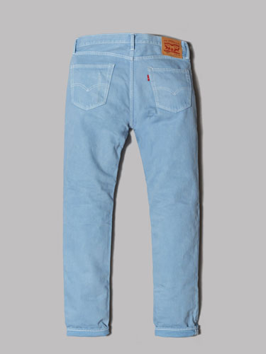 1960s-inspired Levi's x Oi Polloi limited edition 511 jeans