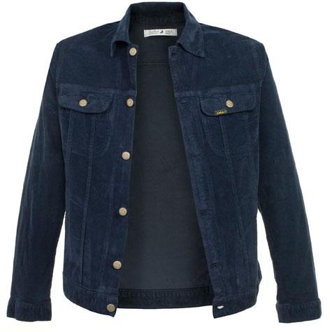 Vintage-style Lois Tejana cord jacket