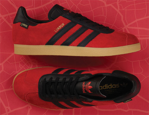 Adidas Originals Gazelle GTX London