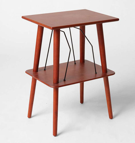 Crosley midcentury-style Manchester Stand returns to Urban Outfitters