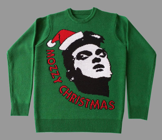 Morrissey-inspired Christmas jumpers by Viva Moz return in limited numbers for 2016