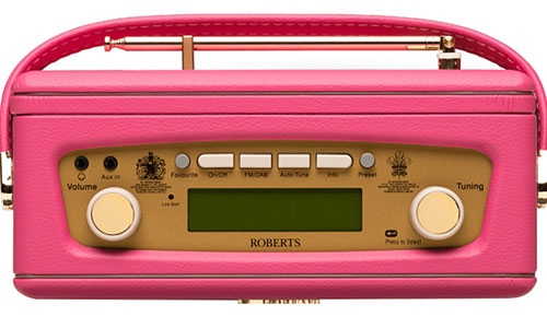 1950s-style Roberts Revival RD60 DAB radio gets two new colours for Christmas