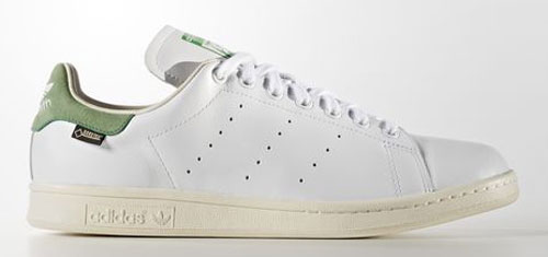 Adidas Stan Smith trainers get a Gore-Tex update for the winter