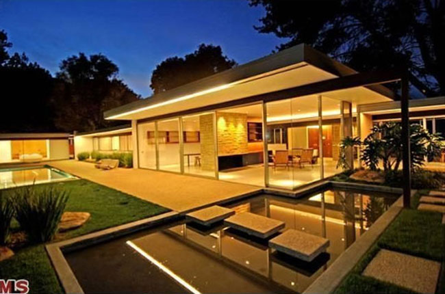 Dream houses: Top 30 most popular US Midcentury Modern house finds at WowHaus