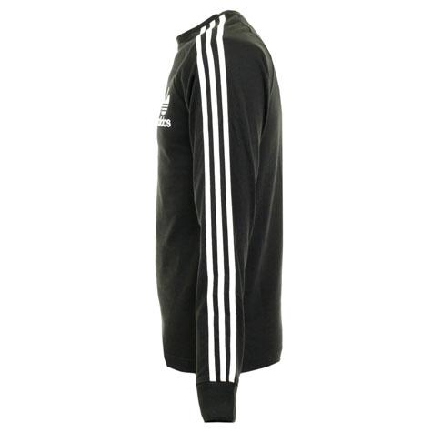 Classic Adidas Trefoil t-shirt returns in long sleeve form