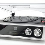Dual MTR10 vintage-style audio system
