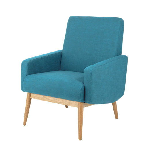 1950s-style Kelton armchair at Maisons Du Monde
