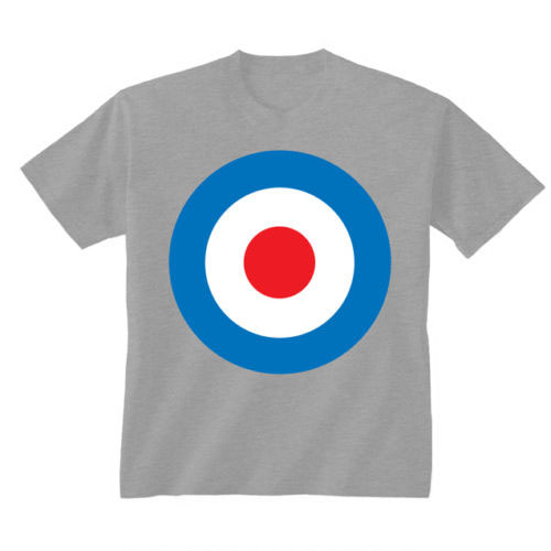 Retro kids: Mod-inspired target t-shirts for kids