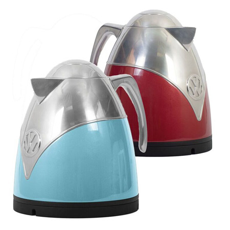 1. Officially licensed Volkswagen Camper Van retro kettle and toaster