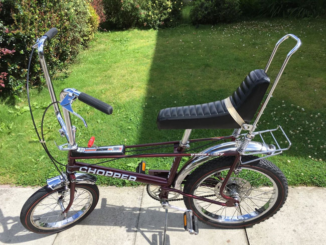 1980s Mk II Raleigh Chopper