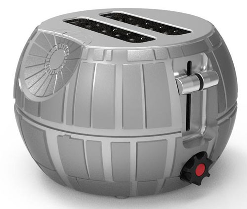 16. Star Wars Death Star Toaster