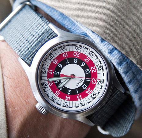 17. Timex x Todd Snyder vintage-style Mod Watch