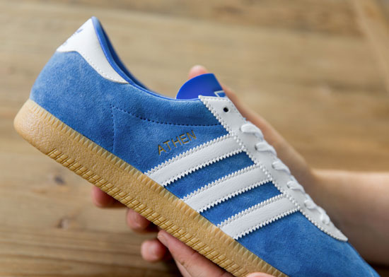 2. 1960s Adidas Original Athen trainers reissue