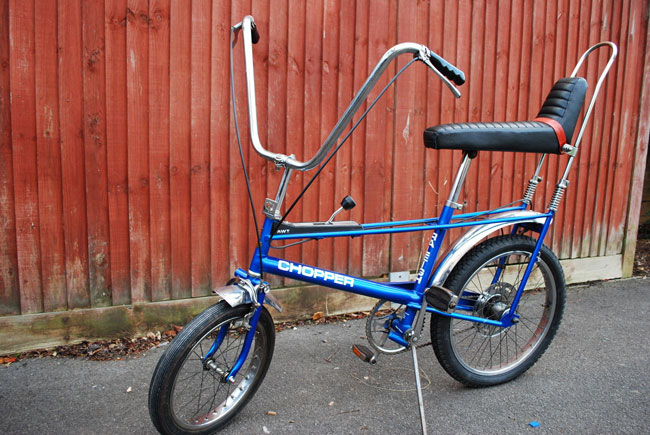 1970s Mk I Raleigh Chopper