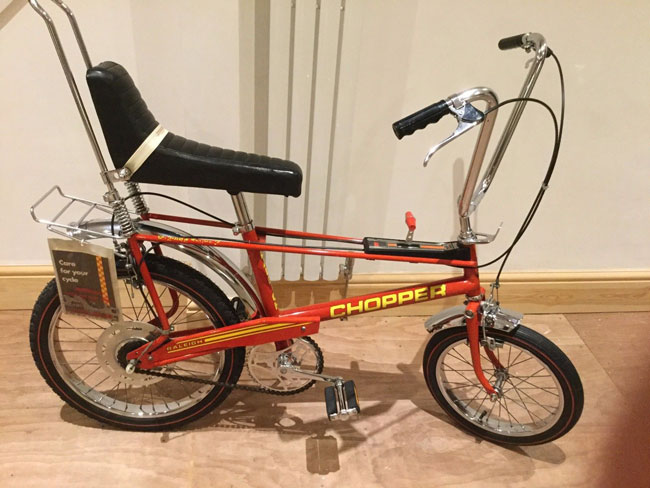 1974 Mk II Raleigh Chopper