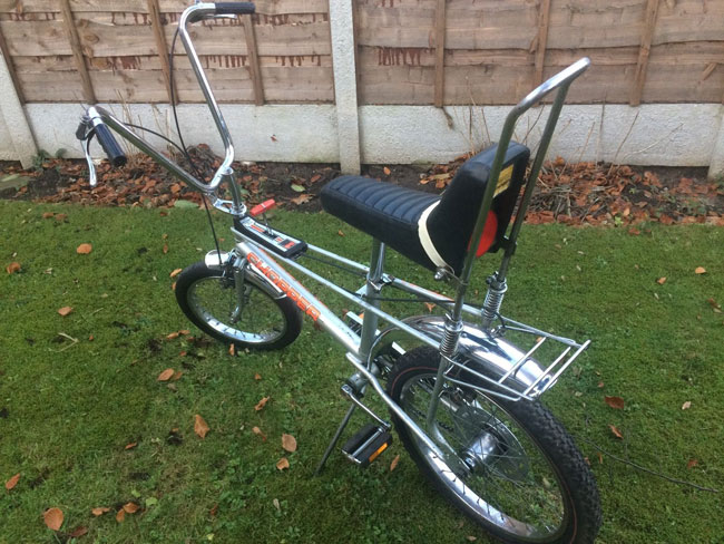 1970s Mk II Raleigh Chopper