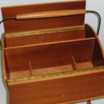 eBay watch: Midcentury-style sewing or storage box