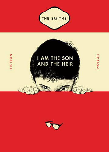 New Pelican book-inspired The Smiths prints by Raid71 now available