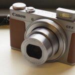 Retro Canon PowerShot G9 X Mark II compact camera unveiled