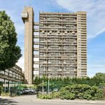 Retro retreat: Stay in the Erno Goldfinger-designed Trellick Tower, London W10 via Airbnb