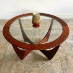 Vintage G-Plan Astro coffee table on eBay