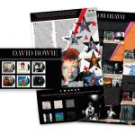 Royal Mail unveils David Bowie stamps plus limited edition souvenirs and gifts