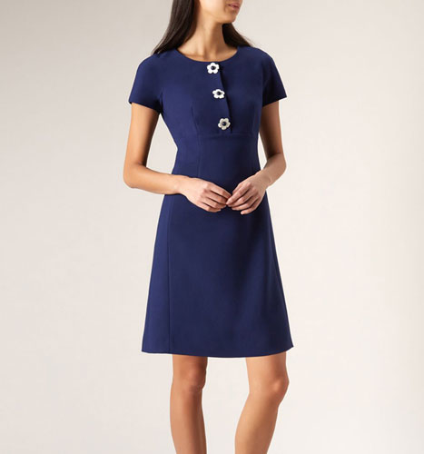 1960s-style July Dress at Hobbs