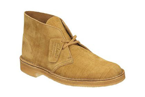 Sale spotting: Half price desert boots in the Clarks Final Clearance