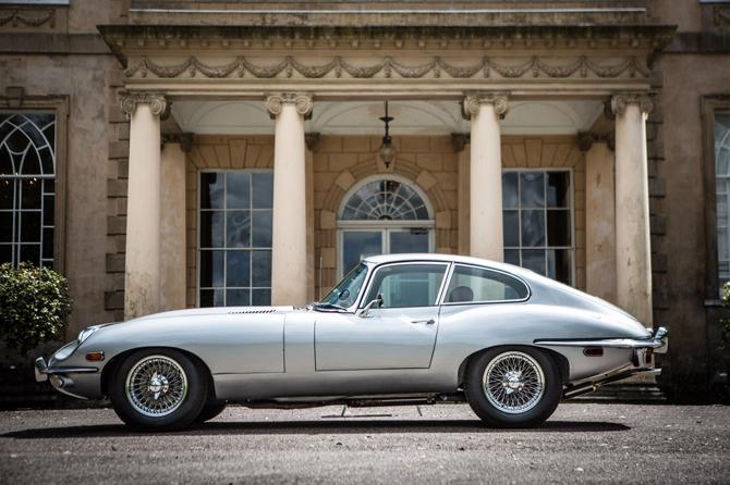 1969 E-Type Jaguar on eBay
