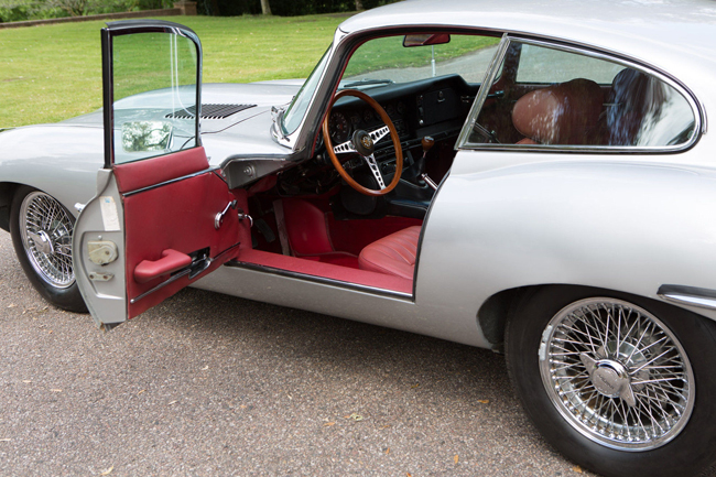 1969 E-Type Jaguar on eBay
