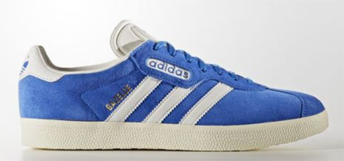 6a6bb0ed0cd Landing this week: 1980s Adidas Gazelle Super trainers reissue
