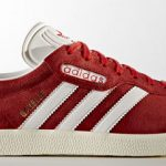 Landing this week: 1980s Adidas Gazelle Super trainers reissue
